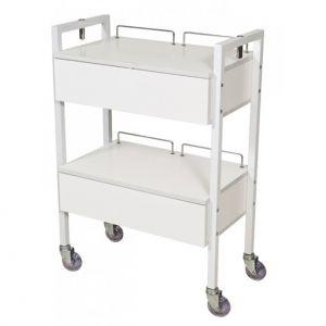 2 Drawer Beauty Trolley