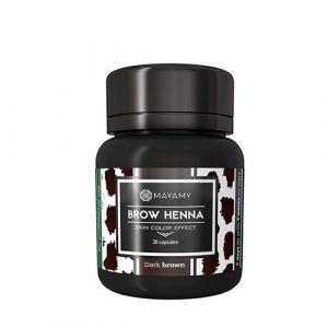 Mayamy Brow Henna - Dark Brown
