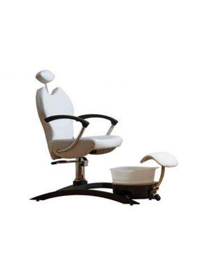 Indulgence Belava Chair - WHITE